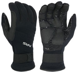 full rowing gloves with wrist