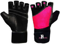 rowing gloves with wrist