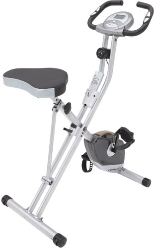 exerpeutic magnetic folding bike 1
