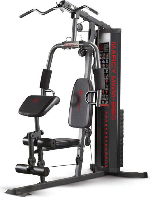 marcy mwm 990 home gym 1