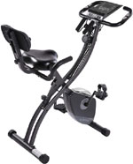 maxkare foldable semi recumbent bike m