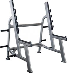 Used Squat Rack >> Racks And Cages