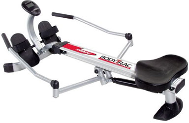 stamina body trac glider 1050 rowing machine 1