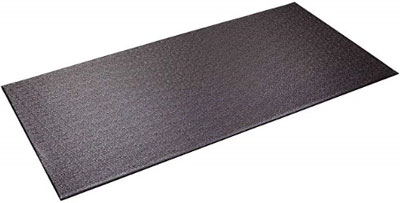exercise bike mat