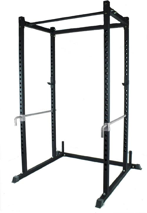 titan fitness power rack squat cage 1