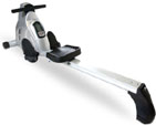 velocity fitness magnetic rower 1m