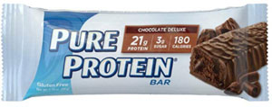 best high protein bars m