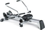kettler favorit rowing machine 1m